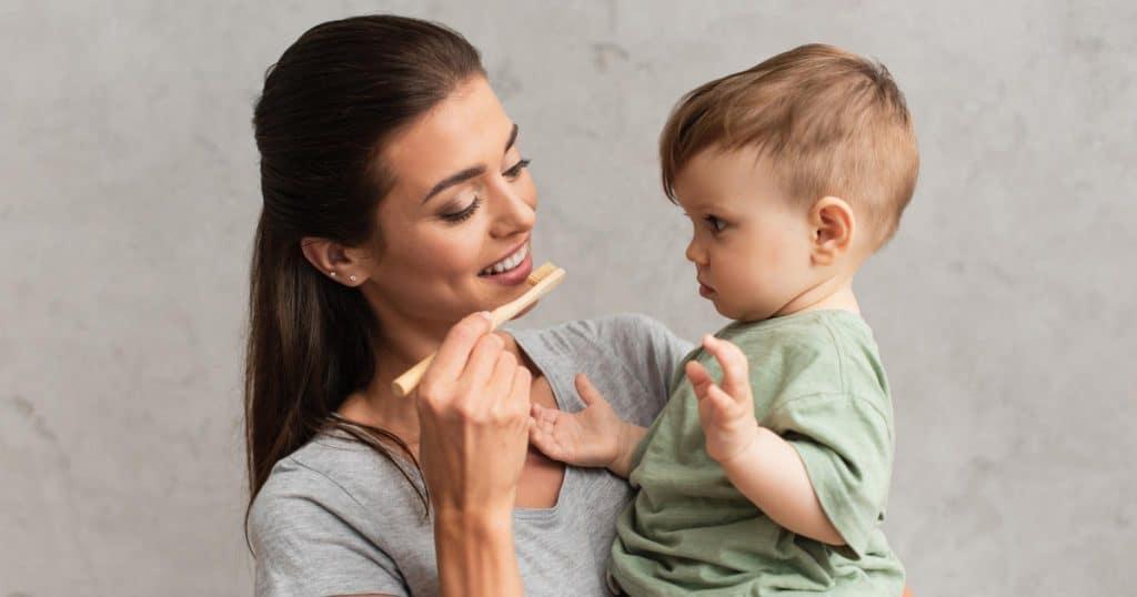Finger Toothbrush for Babies