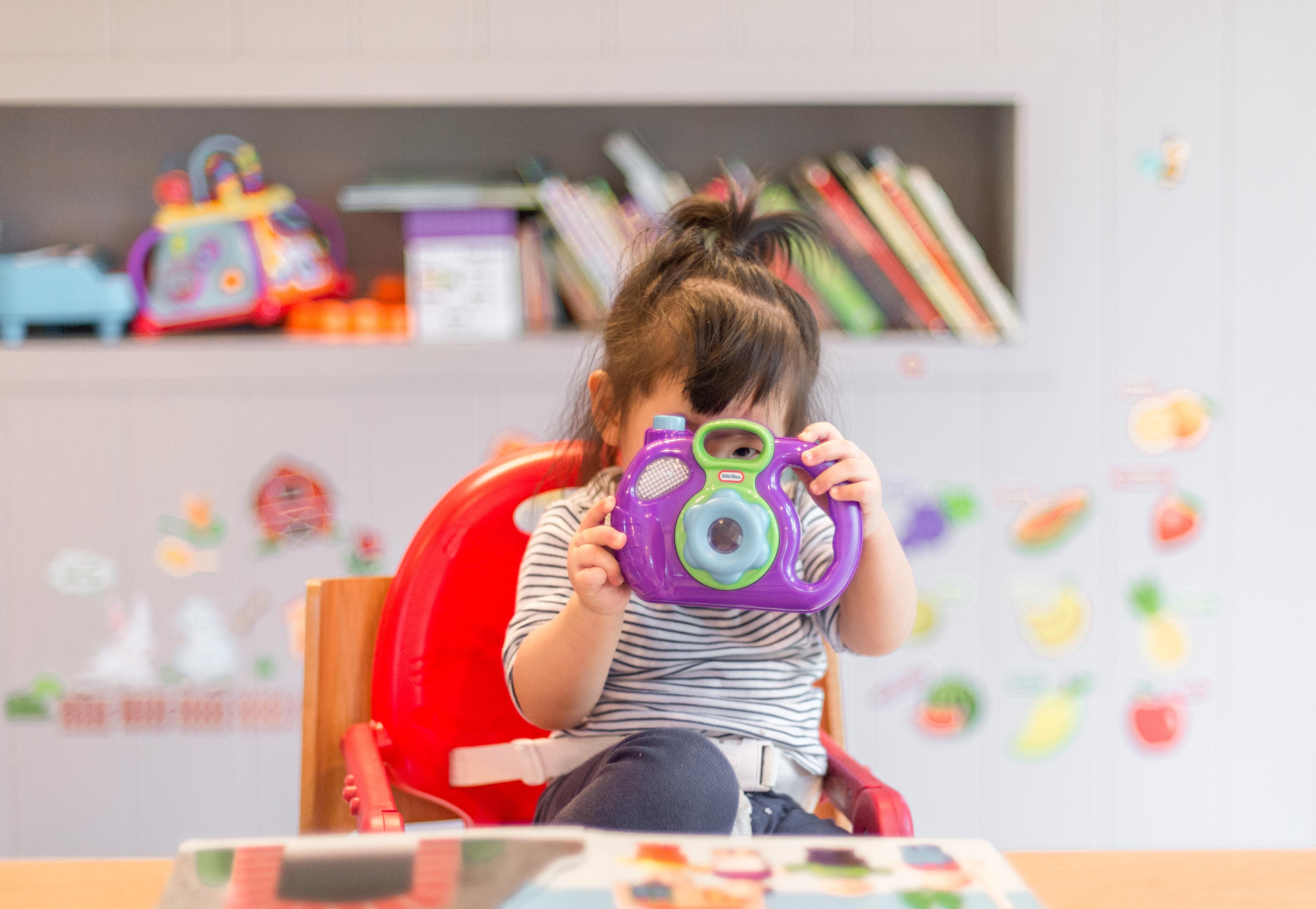 Gross Motor Activities for Infants